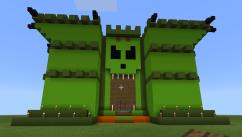 Simetría a las puertas del castillo de Grayskull