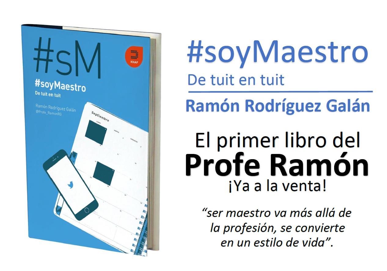 El primer libro del profe Ramón